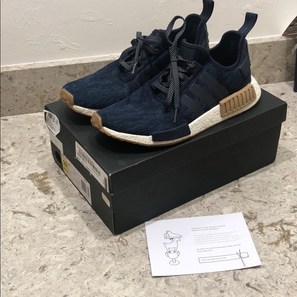 adidas Shoes - Nmd legion ink size 10
